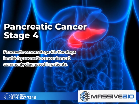 Pancreatic Cancer Stage 4