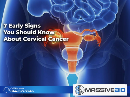 7 Early Signs You Should Know About Cervical Cancer