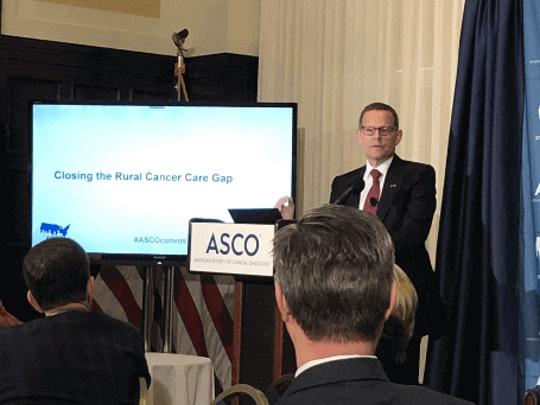ASCO - Closing The Rural Care Gap