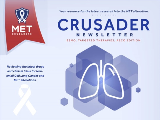 MET Altered Lung Cancer Clinical Trials