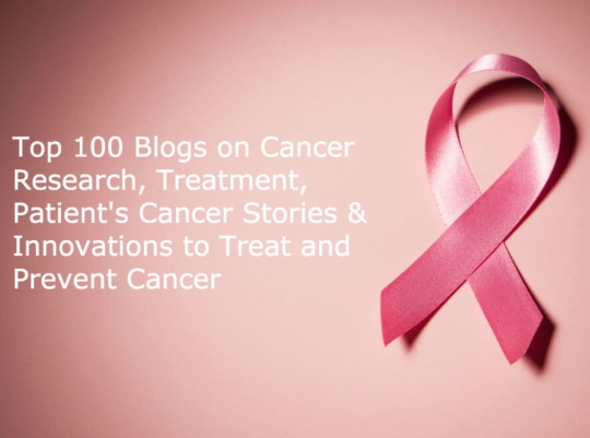 Massive Bio Selected in Top 100 Cancer Blogs