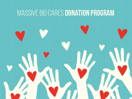 New Donations Platform and Holiday Savings