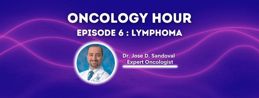 "<span style=""font-size:1.3rem;color:#ffffff;"">Oncology Hour: Lymphoma</span>"
