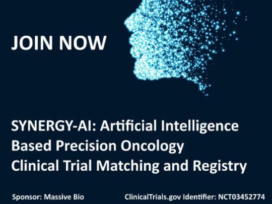 SYNERGY-AI Clinical Trial Program