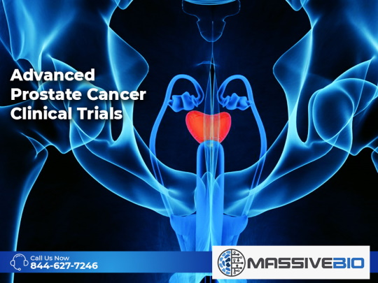 Advanced Prostate Cancer Clinical Trials