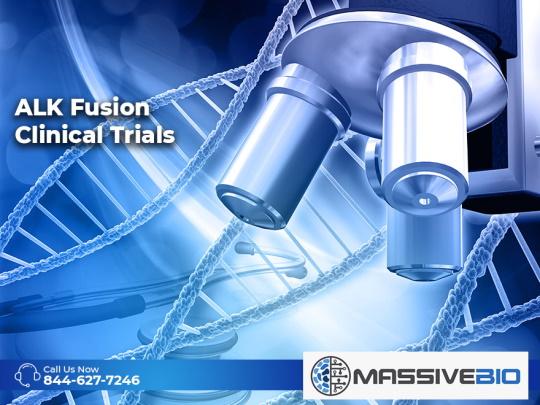 ALK Fusion Clinical Trials