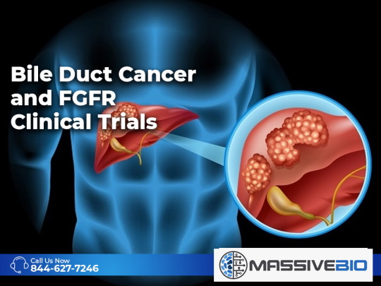 Bile Duct Cancer and FGFR Clinical Trials