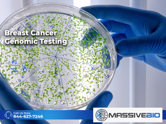 Breast Cancer Genomic Testing