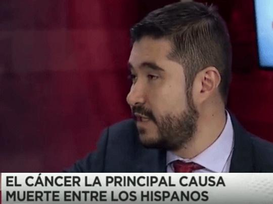 Dr. Arturo Loaiza-Bonilla had an interview in the program Conexion Fin de Semana on Univision TV Network.