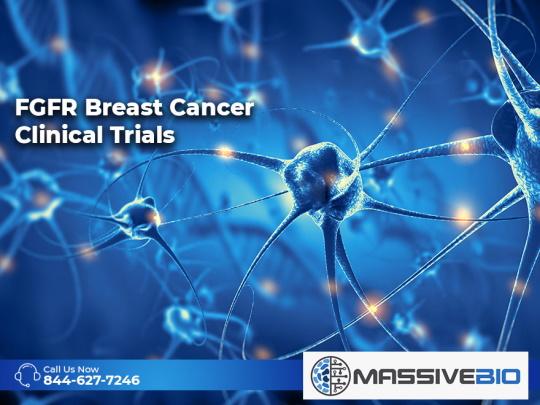 FGFR Breast Cancer Clinical Trials