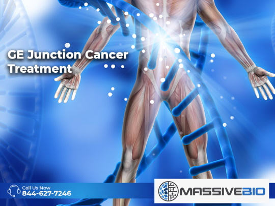 GE Junction Cancer Treatment