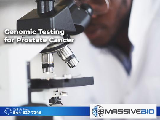 Genomic Testing for Prostate Cancer