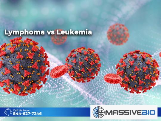 Lymphoma vs Leukemia