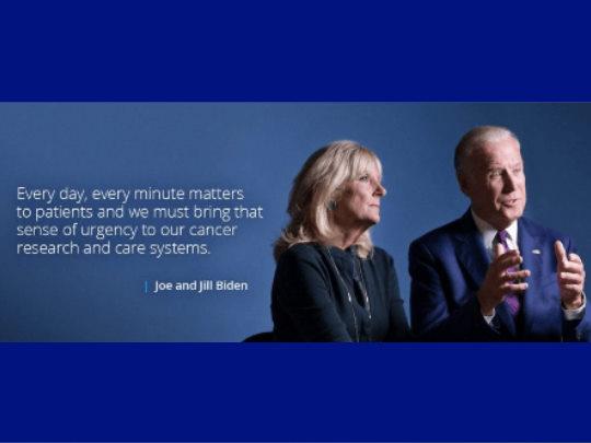 Biden Cancer Initiative: Moonshot Project