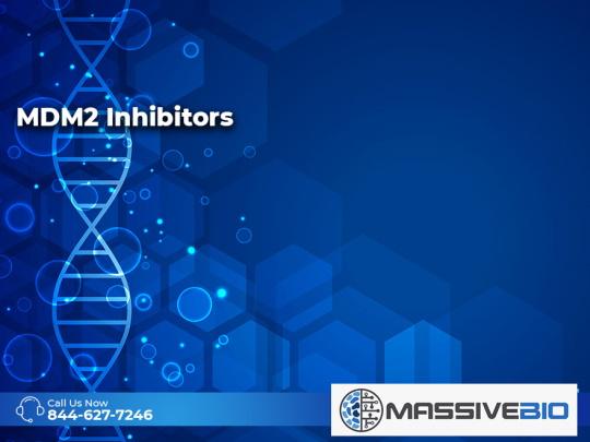 MDM2 Inhibitors
