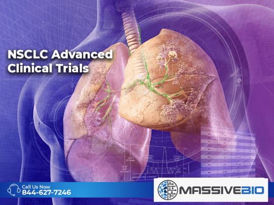 NSCLC Advanced Clinical Trials