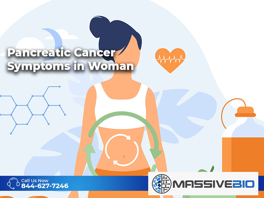 Pancreatic Cancer Symptoms in Woman