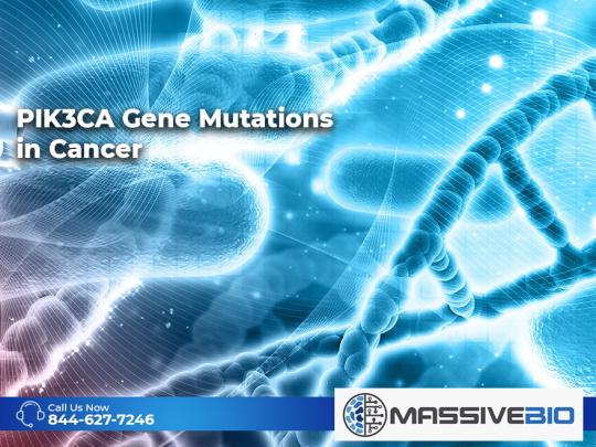 PIK3CA Gene Mutations in Cancer