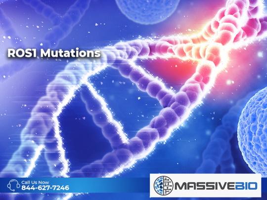 ROS1 Mutations