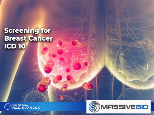 Screening for Breast Cancer ICD 10
