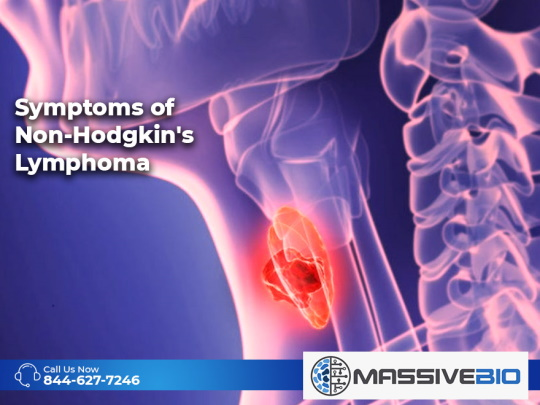 Symptoms of Non-Hodgkin's Lymphoma