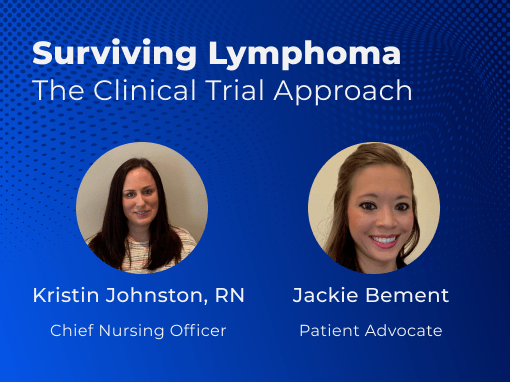 Surviving Lymphoma: The Clinical Trial Approach